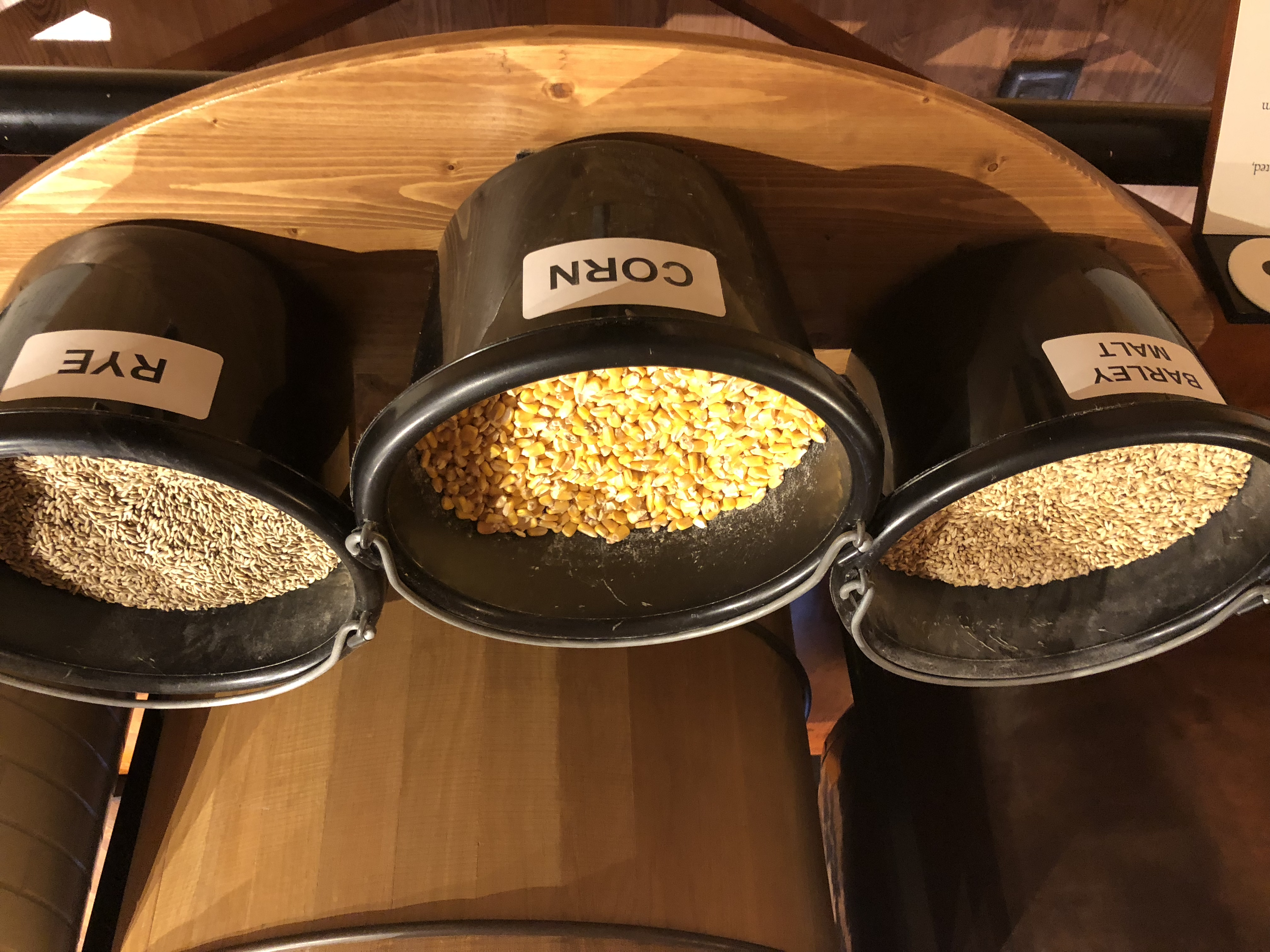 Corn Rye Barley